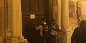 Il palazzo è pericolante: sequestrata la sede del giudice di pace