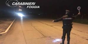 """Operazione """"Halloween sicuro"""": a Foggia oltre 3mila euro di sanzioni in una notte"""
