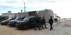 """Sequestro preventivo del ristorante """"La Veranda"""" a Mattinata"""