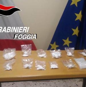 Un chilo di cocaina nascosto tra le cialde del caffè: arrestato 61enne
