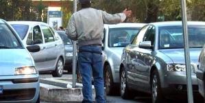 Contrasto all'attività di parcheggiatore abusivo: controlli della Polizia di Stato