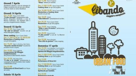 Tante novità per la 3^ edizione di 'Libando, viaggiare mangiando'