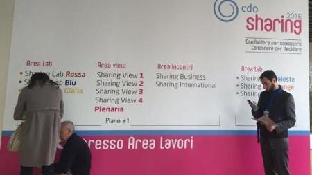 CDO Sharing: chiusa la manifestazione nazionale di Compagnia delle Opere