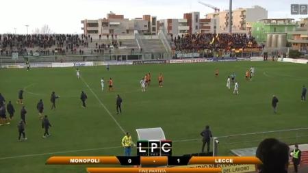 Lega Pro, il Lecce è la nuova capolista del girone C