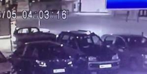 Trovata l'auto dalla quale sono stati esplosi colpi di pistola contro i mezzi della polizia