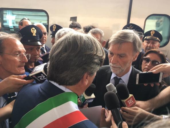 Vertenza trasporti, mercoledì il sindaco Landella incontra il ministro Delrio