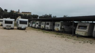 Aree di parcheggio senza autorizzazioni nel Parco Nazionale del Gargano