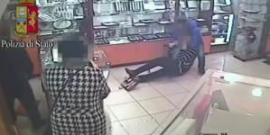 Rapina ad una gioielleria di Vasto: arrestati 4 giovani di San Severo