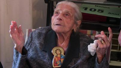 Si è spenta Nonna Peppa, la donna più anziana d'Europa