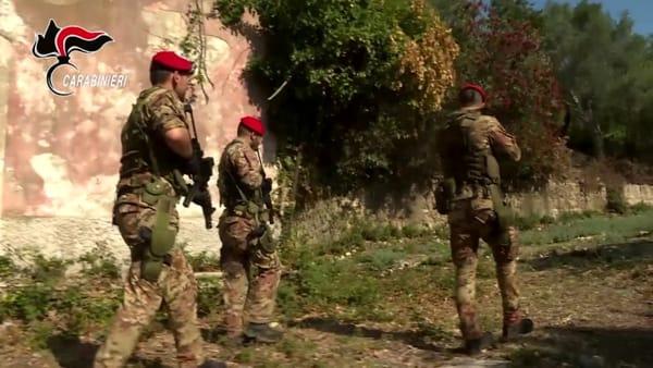 Droga: operazione dei Carabinieri a Cerignola, decine di perquisizioni