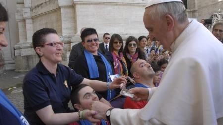 Visita di Papa Francesco, 600 volontari impegnati
