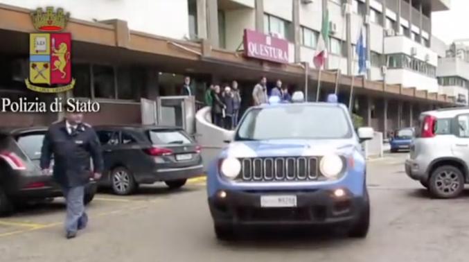 Rapina all'Agrierre: malviventi fuggono con 20mila euro in diserbante