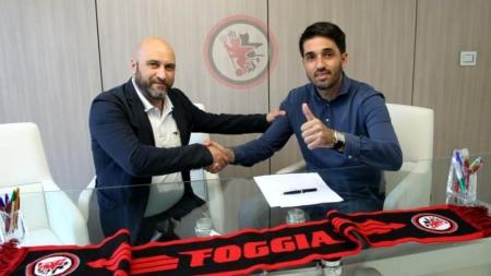 Gianluca Grassadonia è il nuovo tecnico del Foggia