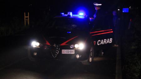 """Distrutto dalle fiamme il bar """"Daniela"""" in via Piave a Foggia"""