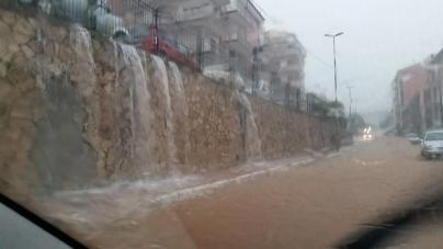 Pioggia e grandine colpiscono il Gargano: evacuati campeggi