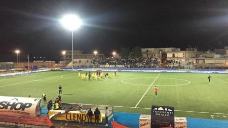Coppa Italia Serie D, Cerignola eliminato: il Picerno vince 1-2