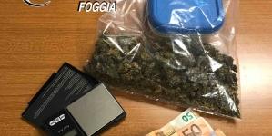 Spaccio di marijuana in centro: arrestato 33enne incensurato
