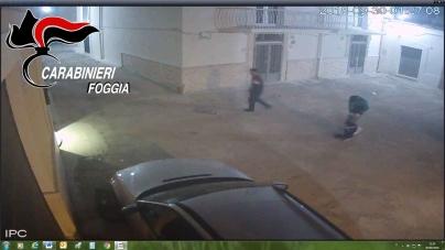Brutale rapina in un supermercato del centro di Lucera: arrestato un minorenne