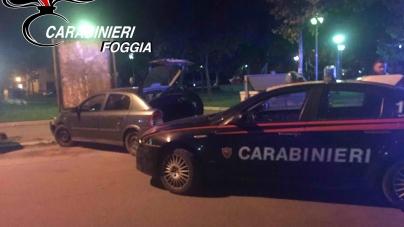 Alla guida senza patente e assicurazione: arrestato pregiudicato