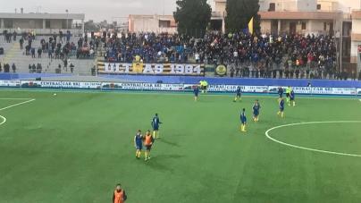 Gioia nel recupero, l'Audace Cerignola batte 2-1 il Nola