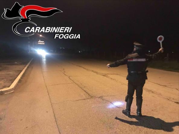 Cinque rapine in 12 ore: indagano i Carabinieri