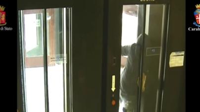Tentano colpo alla Banca Popolare di via Matteotti: arrestati due rapinatori