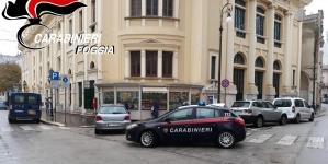 Rapina in gioielleria ed estorsione: 7 arresti tra Foggia e San Severo