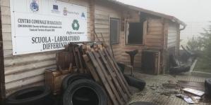 """Malavita in azione: a fuoco il centro di raccolta rifiuti """"Tecneco"""""""