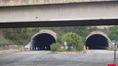 Tentano furto del generatore di corrente della galleria Monte Saraceno: denunciato 45enne