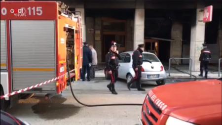 Bar in fiamme a Foggia: si indaga sul possibile quarto attentato