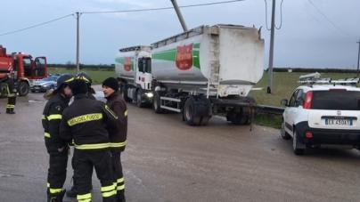 Autorasportatore muore folgorato sulla statale 89 Garganica