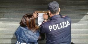"""La Polizia di Stato chiude il """"Circolo Ricreativo Libertas"""" di Foggia"""