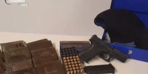 Spaccio, detenzioni d'armi abusive, furto e ricettazione: 7 arresti dei Carabinieri