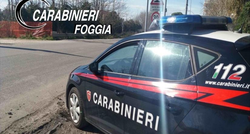 Carabiniere suicida mentre era in caserma a Bovino