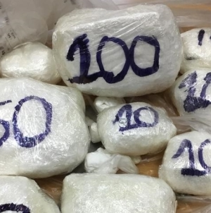 Droga nascosta in una borsa in ex distretto militare: nei guai due pregiudicati