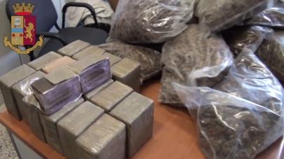 """Un """"servizio completo"""": così quattro gruppi di San Severo rifornivano droga e sesso"""