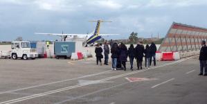 """Aeroporto """"Gino Lisa"""", Toninelli: «Ampliamento sarà presto realtà»"""