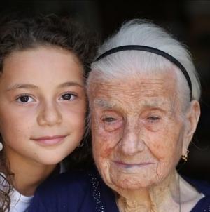 Compie 116 anni Maria Giuseppa Robucci, la donna più longeva d'Europa