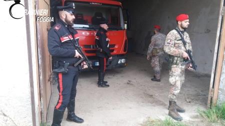 Commando armato assalta il Consorzio di Bonifica: dipendente picchiato e mezzi rubati