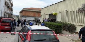Rapina ad un blindato davanti all'ufficio postale di San Nicandro Garganico