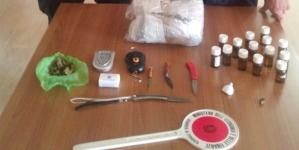 Sorpreso con oltre 1 kg di stupefacenti: arrestato spacciatore