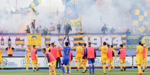 L'Audace Cerignola soffre ma batte 2-1 il Savoia: è finale play-off