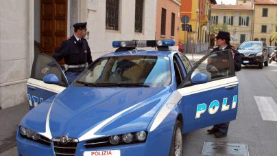Rapina ad un supermercato in Toscana: arrestati due cerignolani