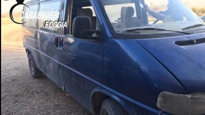 Controlli anticaporalato in tutta la provincia: sequestrati numerosi veicoli fatiscenti