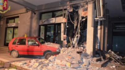 Bombe ed assalti a banche: due arresti dopo serrate indagini