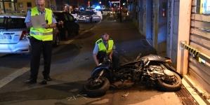 Auto della Polizia contro uno scooter portapizza: muore 51enne foggiano