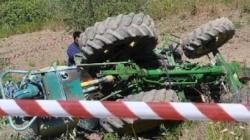 Tragedia in campagna: agricoltore 61enne muore schiacciato dal suo trattore