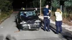 Sei ragazzi di 12 e 13 anni investiti da un'auto: uno è grave
