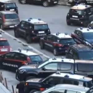 Raffica di controlli e perquisizioni dei Carabinieri a Cerignola