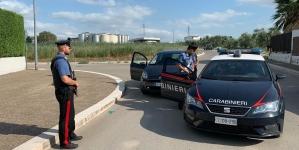 """I Carabinieri """"blindano"""" San Severo: dall'alba perquisizioni e controlli al tappeto"""